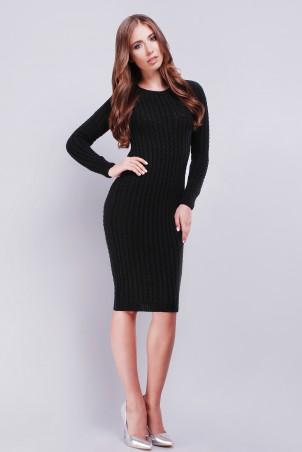 Lerri. Платье 128-1. Артикул: 128-1 черный
