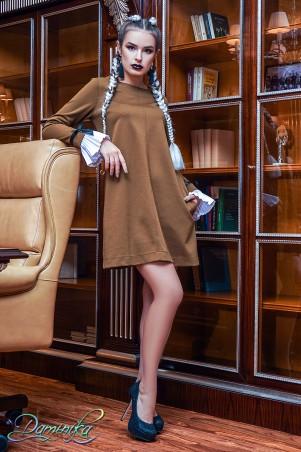 "Daminika. Платье с плиссе ""Селина"". Артикул: 11747 X"