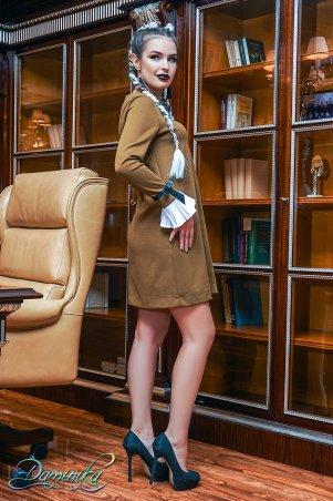 "Daminika: Платье с плиссе ""Селина"" 11747 X - главное фото"