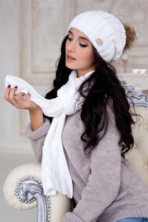 Braxton. Комплект «Эйфория» (шапка и шарф). Артикул: 4253-10
