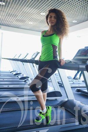 Vision Fitness Sport. Фитнес-майка Active. Артикул: 16909 G