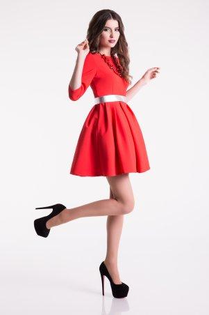 Cocoon. Платье. Артикул: Bliss-red