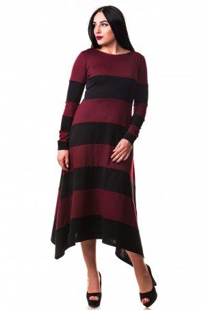 "Zanna Brend. Красивое длинное платье ""Пчелка"". Артикул: 325"