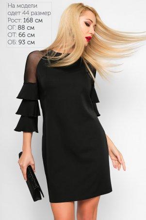 LiPar. Платье Элисон. Артикул: 3124 черный