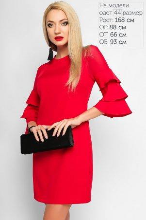 LiPar. Платье Элисон. Артикул: 3124 красный