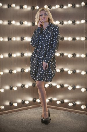 Shimao. Платье-Рубашка Ница. Артикул: 372