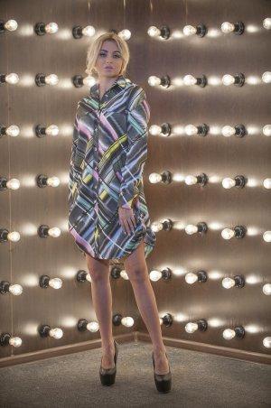 Gold Style. Платье-Рубашка Ница. Артикул: 373