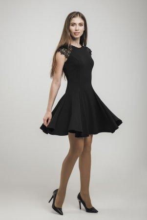 Simply brilliant: Платье Ванеса_черный - главное фото