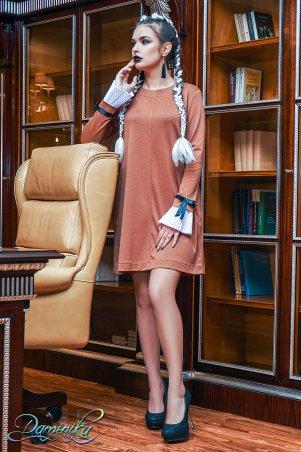 "Daminika. Платье с плиссе ""Селина"". Артикул: 11747 K"