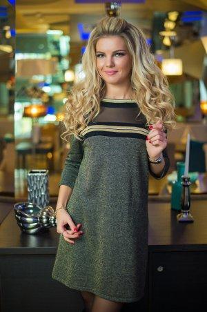 Bisou: Платье с люрексом 7728 - главное фото