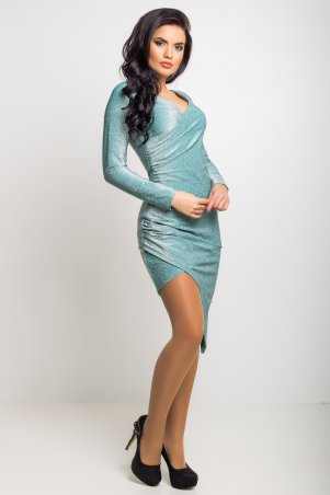 Simply brilliant: Платье Diamond02_бирюзовый - главное фото