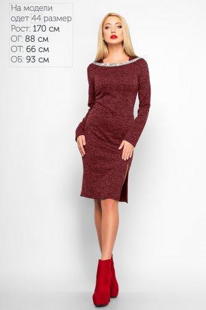 LiPar: Платье Аврора 3121 красный - главное фото