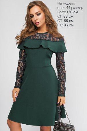 LiPar: Платье Эстель 3107 зеленый - главное фото
