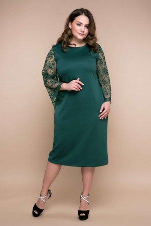 Tatiana. Вечернее платье. Артикул: ТИАРА зеленое