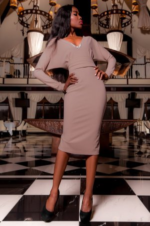 Jadone Fashion. Платье. Артикул: Хансити М4