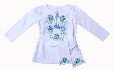 Valeri-Tex. Вышиванка для девочки. Артикул: 1658-20-311