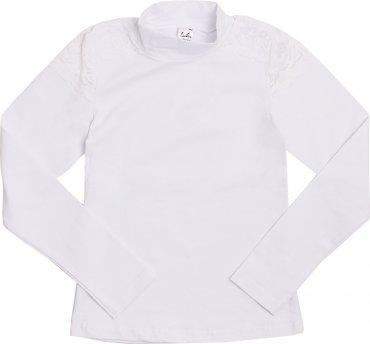 Valeri-Tex. Блузка для девочки с горловиной. Артикул: 2015-99-046-002-1