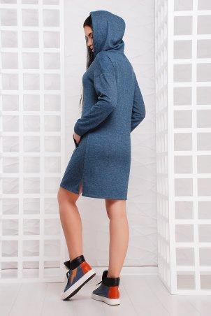 """TessDress. Спортивное платье с карманом-кенгуру """"Вита"""". Артикул: 1315"""