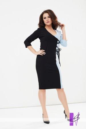 New Style: Платье 1182_черный - главное фото