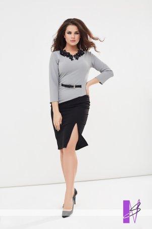 New Style: Платье 1180_серый - главное фото
