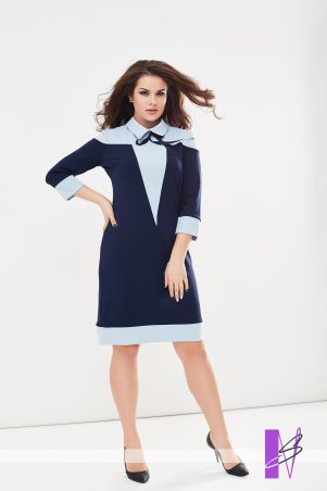 New Style: Платье 1179_синий - главное фото