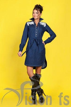Vision FS: Джинсовое платье Lifest 16522 - главное фото