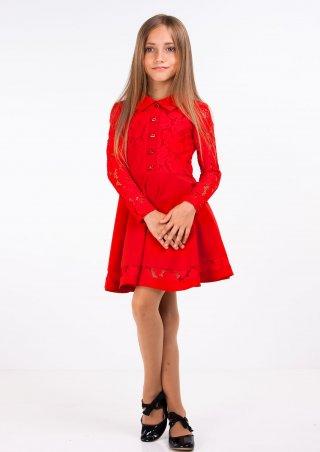 Sofia Shelest. Платье Сицилия красный. Артикул: П00462