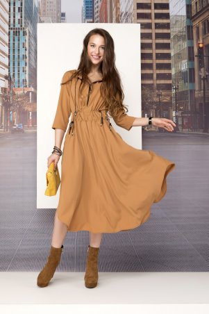 RicaMare: Легкое платье, большие размеры RM1783-B-18DD - главное фото