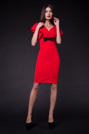 Cocoon. Платье. Артикул: Kristen-red