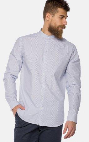 MR520 Men. Рубашка. Артикул: MR 123 1412 0218 Blue