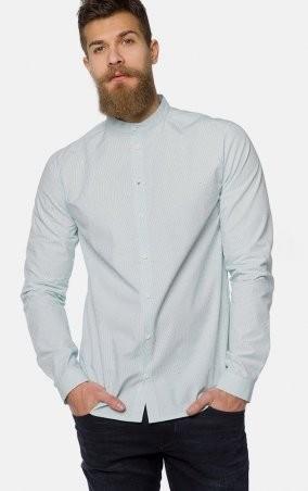 MR520 Men. Рубашка. Артикул: MR 123 1412 0218 Green