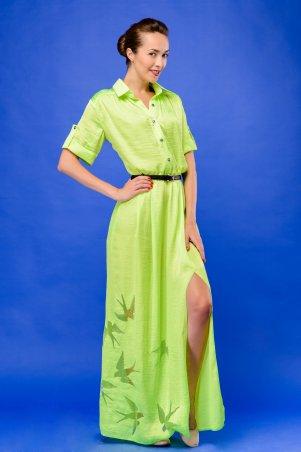 RicaMare. Длииное платье на каждый день. Артикул: RM210-15DD