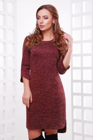 MarSe. Платье. Артикул: 1760 бордовый
