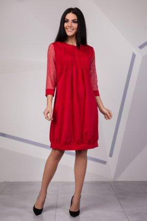 Sauliza. Платье красное. Артикул: 101