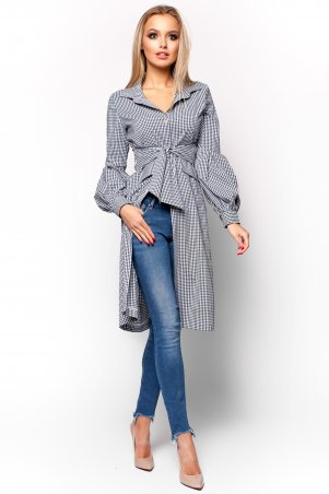 Jadone Fashion: Платье-рубашка Нари М1 - главное фото