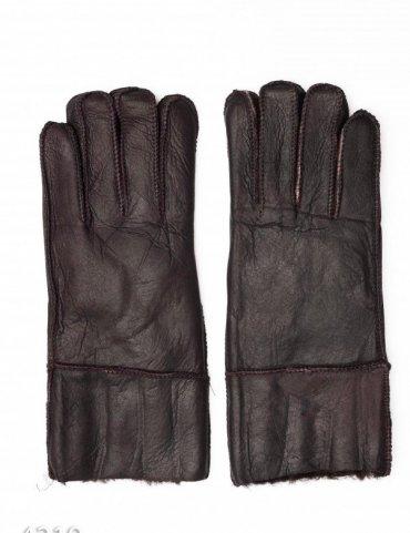 ISSA PLUS. Перчатки. Артикул: 4219_коричневый