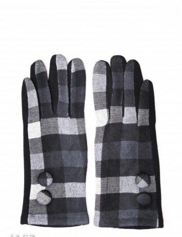 ISSA PLUS. Перчатки. Артикул: 4153_серый
