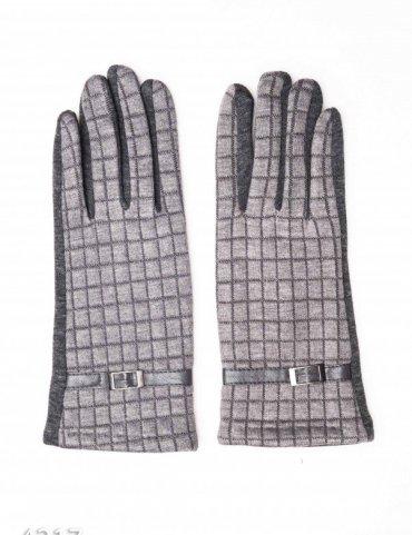 ISSA PLUS. Перчатки. Артикул: 4217_серый