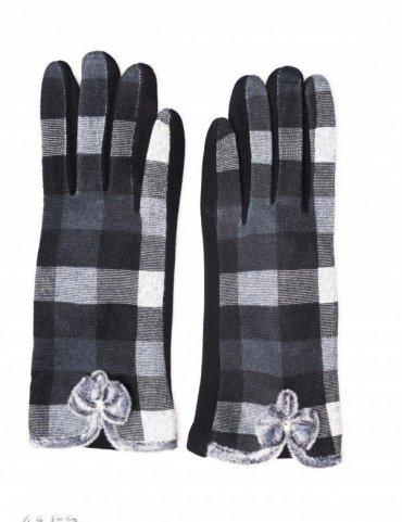 ISSA PLUS. Перчатки. Артикул: 4152_серый