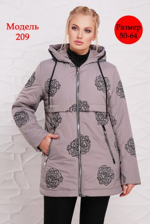 Welly. Женская демисезонная куртка - 209. Артикул: 209