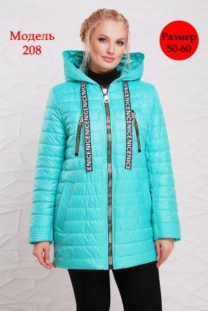 Welly. Женская демисезонная куртка - 208. Артикул: 208