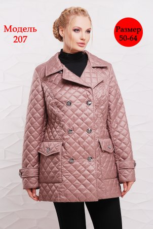 Welly. Женская демисезонная куртка - 207. Артикул: 207
