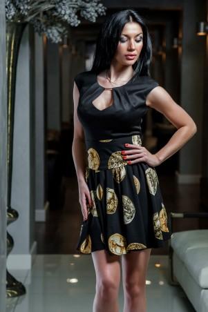 Jadone Fashion: Платье солнце клеш Dolce & Gabbana - главное фото