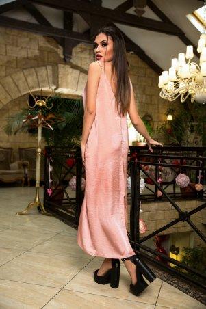 Modna Anka. Платье Silk синий. Артикул: 212582