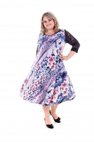 BigFashionStyle. Платье Надежда. Артикул: 653Н7