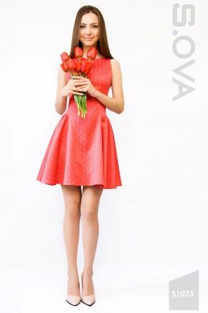 S.OVA: Платье S1073 - главное фото
