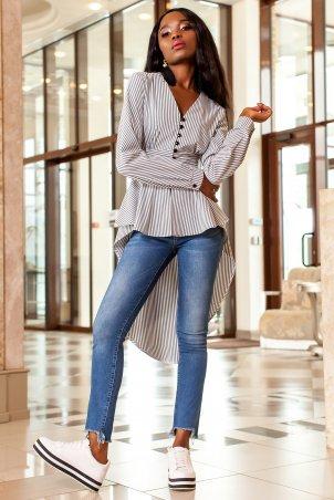 Jadone Fashion. Рубашка-туника. Артикул: Гарсия М2