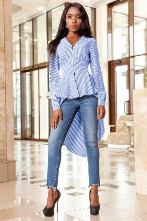 Jadone Fashion. Рубашка-туника. Артикул: Гарсия М3