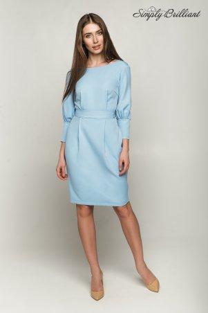 Simply brilliant. Платье. Артикул: Амелия02