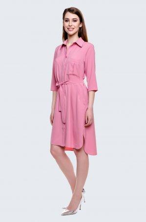 Cher Nika. Платье-рубашка с поясом. Артикул: 934